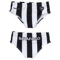 Sunga Infantil Torcida Baby Tecido Botafogo