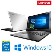 Notebook Lenovo G50-80 Core i5-5200U 2.2GHz 8GB 1TB Windows 10