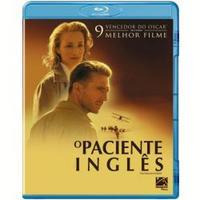 O Paciente Inglês Blu-Ray - Multi-Região / Reg.4