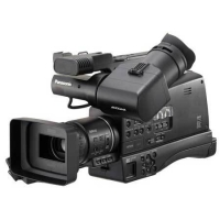 Filmadora Panasonic AG-HMC80 3MOS AVCCAM HD Profissional