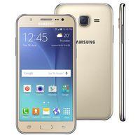 Smartphone Samsung Galaxy J5 Duos SM-J500M/DS Desbloqueado GSM Dourado