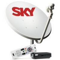 Antena Parabólica Digital SKY Livre 60cm