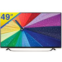 Smart TV LG 3D Slim LED 49