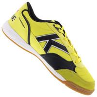Chuteira de Futsal Kelme Canarinha Indoor Masculina Amarela e Preta