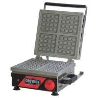 Wafleira Croydon Quadrada Simples Controle de Temperatura 110V