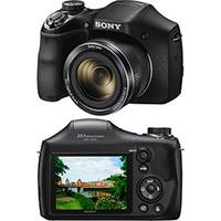 Câmera Digital Sony DSC-H300 20.1 MP + Cartão de Memória 8GB