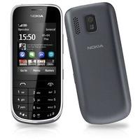 Celular Nokia Asha 202 desbloqueado GSM Dual Chip Preto