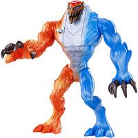 Boneco Mattel Max Steel Elementor Água e Fogo
