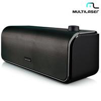 Caixa de Som Multilaser Soundbox Bluetooth SP190 50W Preta