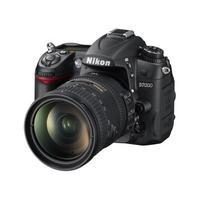 Câmera Digital Nikon DSLR D7000 16.2MP Preta + Lente VR 18-105mm