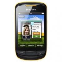Celular Samsung Corby II GT-S3850 Desbloqueado Tim GSM Amarelo
