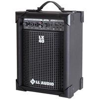 Caixa Amplificada LL Áudio Multiuso Compacta 10W 1CH LX40