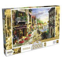 Quebra-Cabeça Grow Mini Villaggio Di Italia 2000 peças