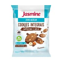Cookie Jasmine Diet Cappuccino e Avelã 150g