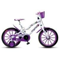 Bicicleta Infantil Colli MTB Colli Fruit 103/06 Aro 16 Amorinha