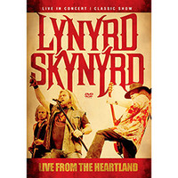 Lynyrd Skynyrd:Live From The Heartland - Multi-Região / Reg.4