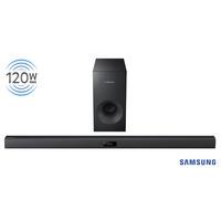 Soundbar Samsung 120W com Bluetooth e USB HW-H370/ZD