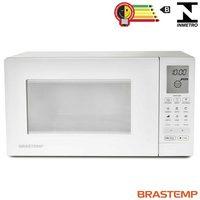 Microondas Brastemp BMH45 30 Litros Grill Branco