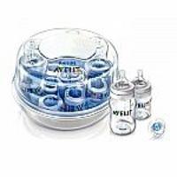 Esterelizador Philips AVENT de Mamadeira para Microondas