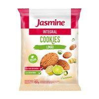 Cookie Integral Jasmine Limão Jasmine 200g