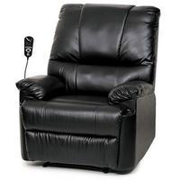 Poltrona Massageadora Relax Medic E - 8145RM Preta