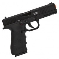 Pistola de Airsoft a Gás GBB CO2 W119 Slide Metal c/ Blowback - WinGun