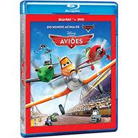 Aviões Blu-Ray + DVD - Multi-Região / Reg. 4