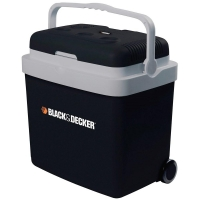 Mini Geladeira de Viagem Black & Decker Carro Camping BDC33L 33L