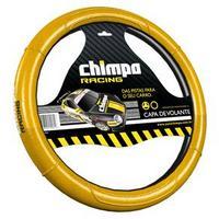 Capa de Volante Chimpa Racing 290816 Amarela