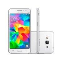 Smartphone Samsung Galaxy Gran Prime Duos SM-G531H Desbloqueado GSM Dual Chip Branco