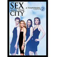 Sex And The City 2ª Temporada - Multi-Região / Reg.4