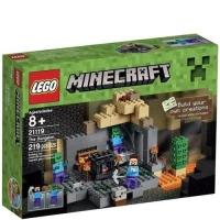 Lego Minecraft A Masmorra 21119