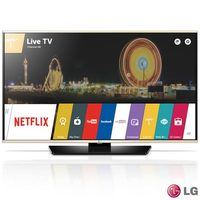 "Smart TV LED LG 49"" 49LF6350 Full HD"