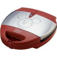 Sanduicheira Waffle Disney Ariete Vermelha