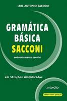 Gramática Básica Sacconi Edição 2