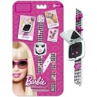 Relógio Digital Fun Barbie Pulseira Divertida BBRJ25