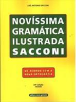 Novíssima Gramática Ilustrada Sacconi (2011 - Edição 24)