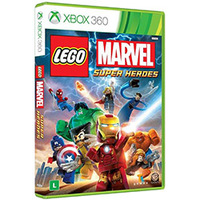 Lego Marvel Xbox 360 Microsoft