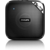 Caixa de Som Philips Bluetooth BT2500B/00 3W Preta