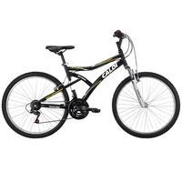 Bicicleta Caloi 100 Andes Aro 26 21 Marchas Preto Fosco