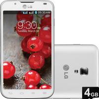 Celular LG GSM Optimus L7 II Dual P716 Desbloqueado GSM Android Branco + Cartão de 4GB