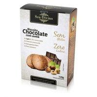 Biscoito Seu Divino de Chocolate com Avelã 120g