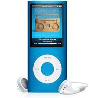 iPod Nano 4ª Geração 8GB Apple Azul
