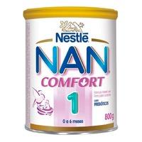 Leite em pó Nestle Nan Comfor 1 400gr