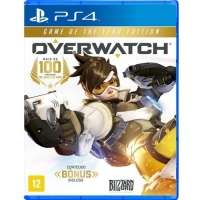 Overwatch Game Of The Year Edition Playstation 4 Sony