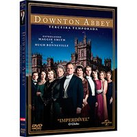 Downton Abbey 3ª Temporada 4 DVDs - Multi-Região / Reg.4