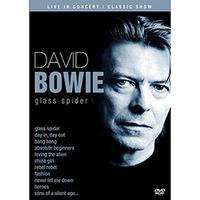 David Bowie Glass Spider