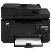 Impressora Multifuncional HP LaserJet Pro MFP M127FN CZ181A