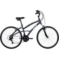 Bicicleta Caloi 400 Feminina Aro 26 21 Marchas Tamanho 16 Ano 2015 Cinza