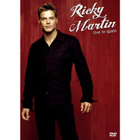Ricky Martin Live In Spain - Multi-Região / Reg.4